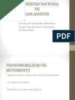 Transmicibilidad de Movimiento