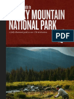 A Fly Fishing Guide to Rocky Mountain National Park