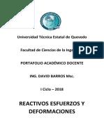 Reactivos esfuerzos y deformaciones.pdf