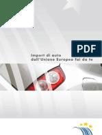 Importazione veicoli UE
