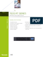 Teos RT Series