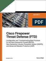 Cisco Firepower Threat Defense - Nazmul Rajib