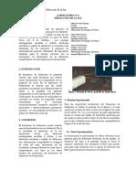 Informe 6 - Difracción de Luz