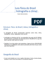 Geografia Do Brasil II