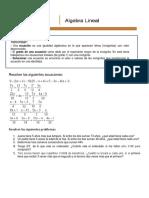 Taller Algebra Lineal (1)