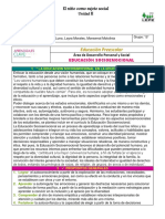 Analisis Adps Edución Socioemocional