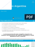 Energia en Argentina