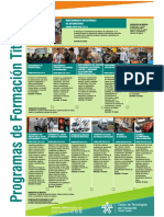 Programas de Formacion Sena Ctt