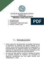 Normatividad Curso Largo 2019