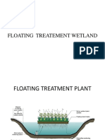 Floating Treatment Plant