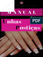 eBook Manual Das Unhas Postiças
