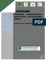 panduan ppra RSUD SEKAYU.doc