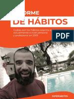 Informe de Habitos