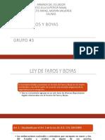 Ley de Faros y Boyas