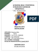 Informe 3 QMC 200