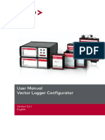 VectorLoggerConfigurator Manual En