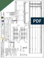 Plano Tablero Armadura Puente 9 Nro 6