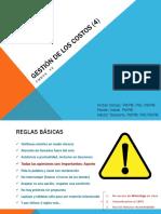 4.0. PMBOK V5 - Gestión de Costos (1)