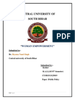 Women Empowerment