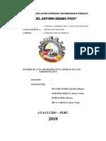 Acto Administrativo y Minidad de Actos Administrativos