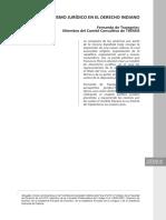 Pluralismo Juridico En ElDerechoIndiano