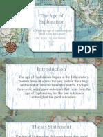 age of exploration presentation