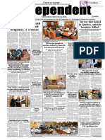 Daily Independent Quetta - 31 May 2019
