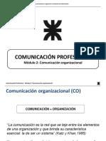 u2 Comunicacicion Organizacional 1