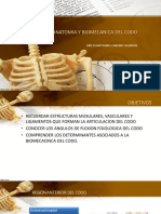 3. Anatomia y Biomecanica Del Codo COMPLETA
