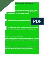 Wut in Chemnitz Und Entsetzen
