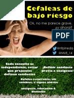 09 Cefalea Bajo Riesgo Pineda Nicolas
