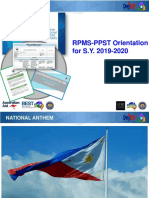01-BHROD PPST-RPMS Preliminary for Orientation SY2019-2020.pptx