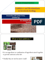 Feed Additives ppt