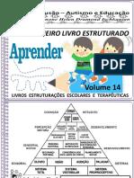 Volume 14 Meu Primeiro Livro Estruturado Formando Palavras 1