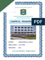 CARPETA-PEDAGÓGICA 2019
