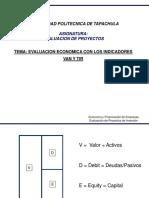 Conceptos Básicos de Proyectos, VAN y TIR PARTE 2