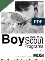 Boy scouts 2009-2010
