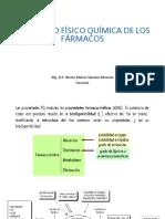 Clase 2_Propiedad FQ de Los Fármacos