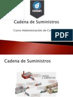 Cadena de Suministros - EJEC - 2018