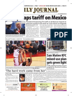 San Mateo Daily Journal 05-31-19 Edition
