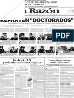 Reparten Doctorados
