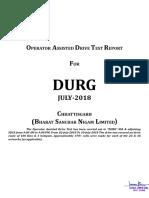 OADT Report Durg