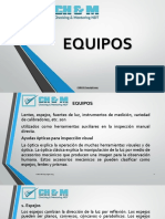 Equipos de Inspeccion Visual