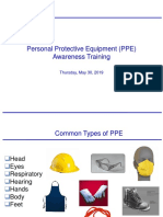PPE Awareness NL