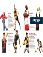 afl key teaching points