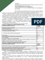 Conturile Bilantului Contabil in Republica Moldova