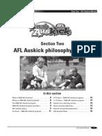 auskick rules