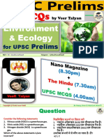 29 May 2019 MCQ for UPSC by VeeR Talyan