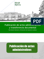 Presentacion Consejo Academico