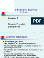 254361934 Chapter 5 Discrete Probability Distributions